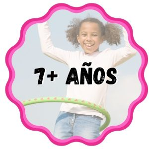 7+ años